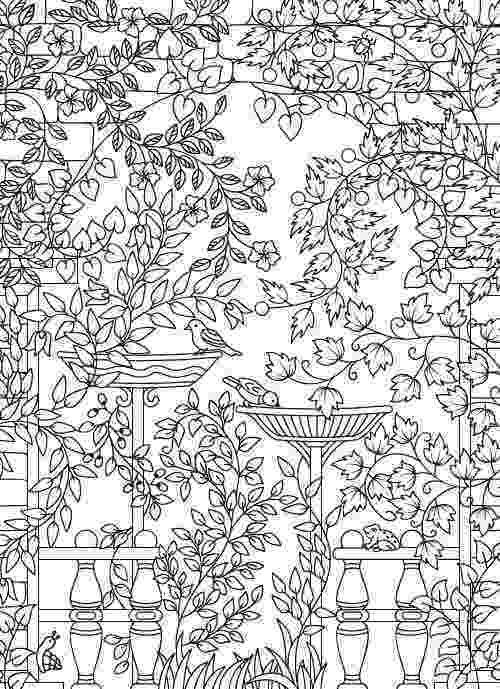 secret garden coloring book animals secret garden an inky treasure hunt and colouring book by coloring garden secret book animals