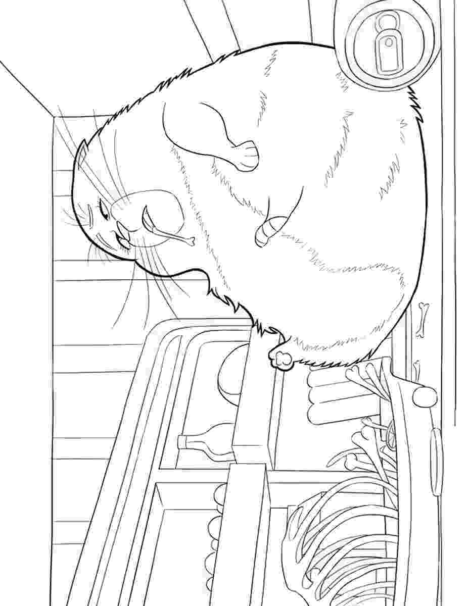 secret life of pets printables gidget from the secret life of pets coloring page free of secret printables life pets