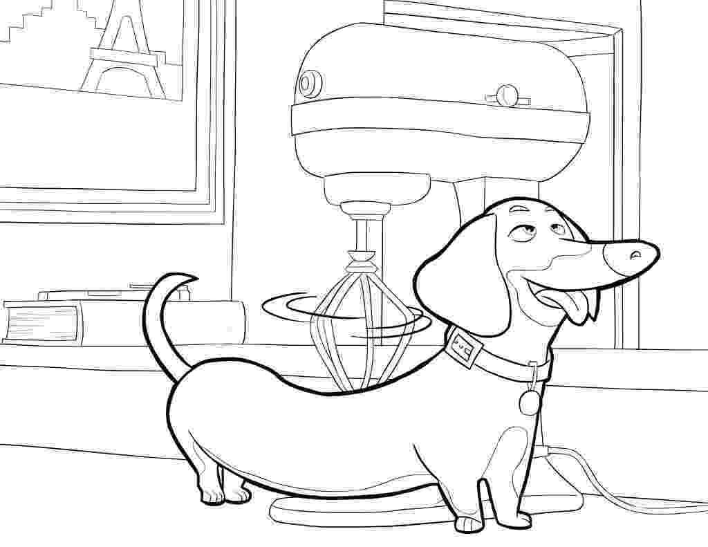 secret life of pets printables the pets movie coloring pages printables life secret of pets