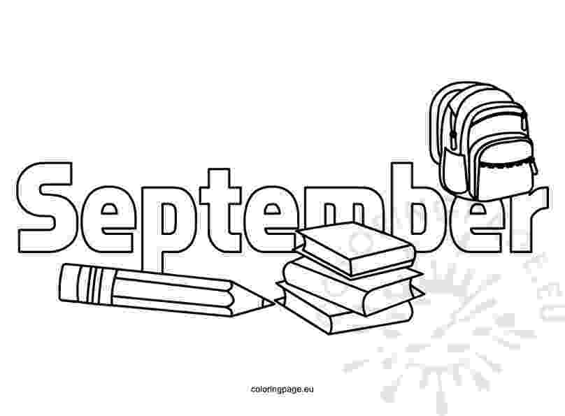 september coloring pages coloring pages kids september coloring page coloring pages september