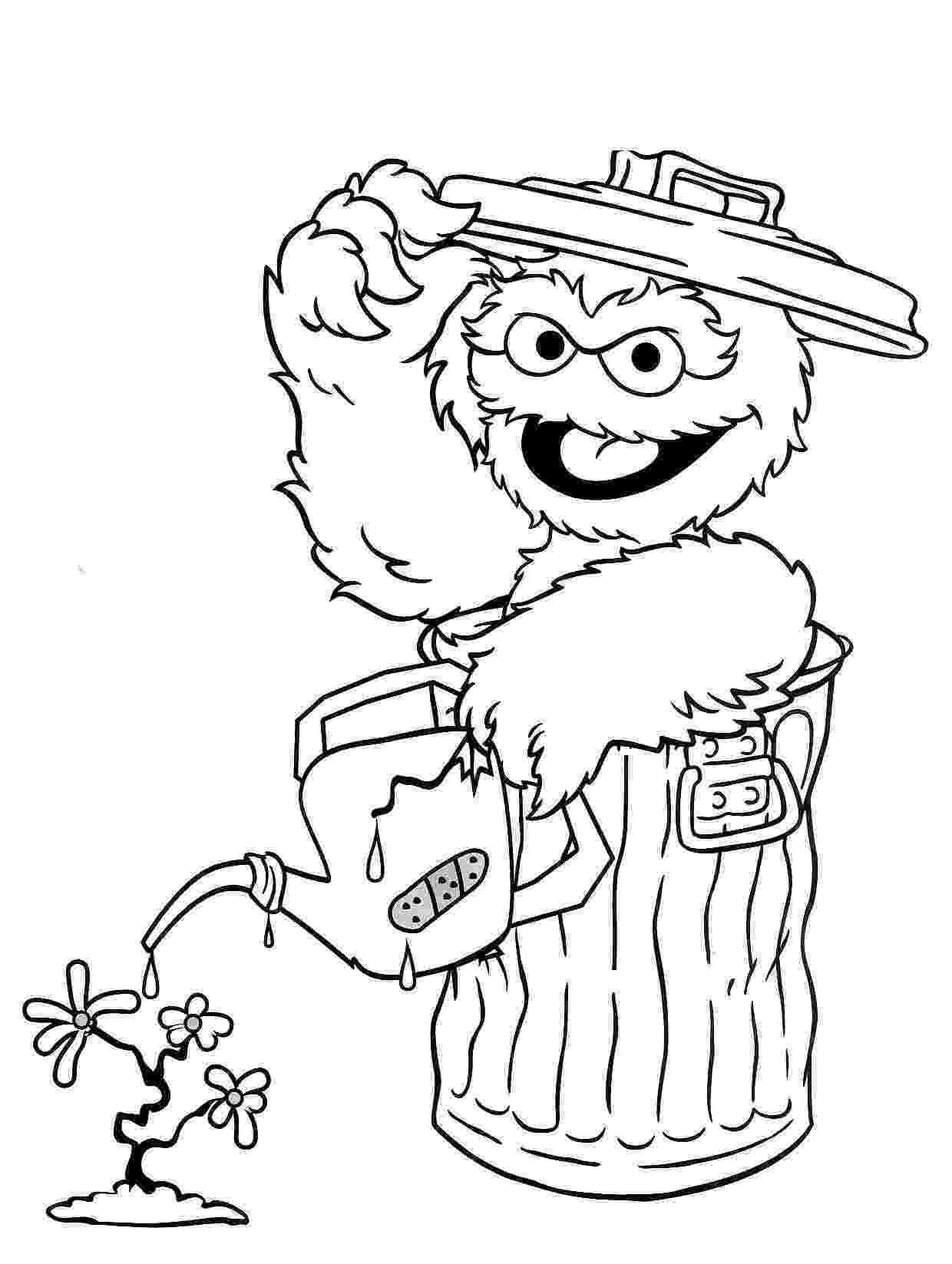 sesame street characters pictures to print coloring sheet with sesame street characters coloring pictures print to characters sesame street