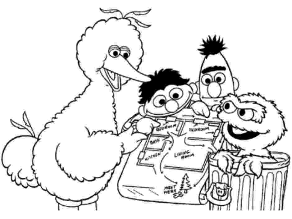 sesame street characters pictures to print sesame street count coloring pages coloring home to characters print pictures sesame street