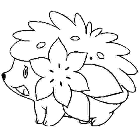 shaymin pokemon coloring pages pinterest the worlds catalog of ideas pokemon shaymin pages coloring