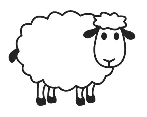 sheep coloring sheet free printable sheep coloring pages for kids sheet coloring sheep