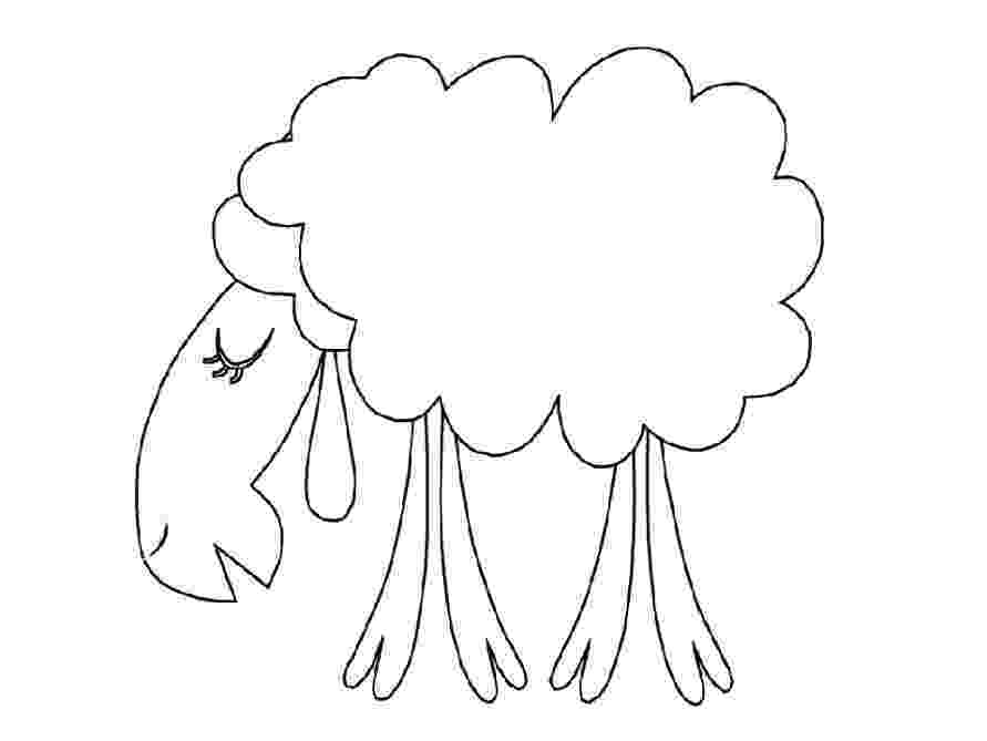 sheep coloring sheet shaun the sheep coloring pages for kids to print for free sheep sheet coloring