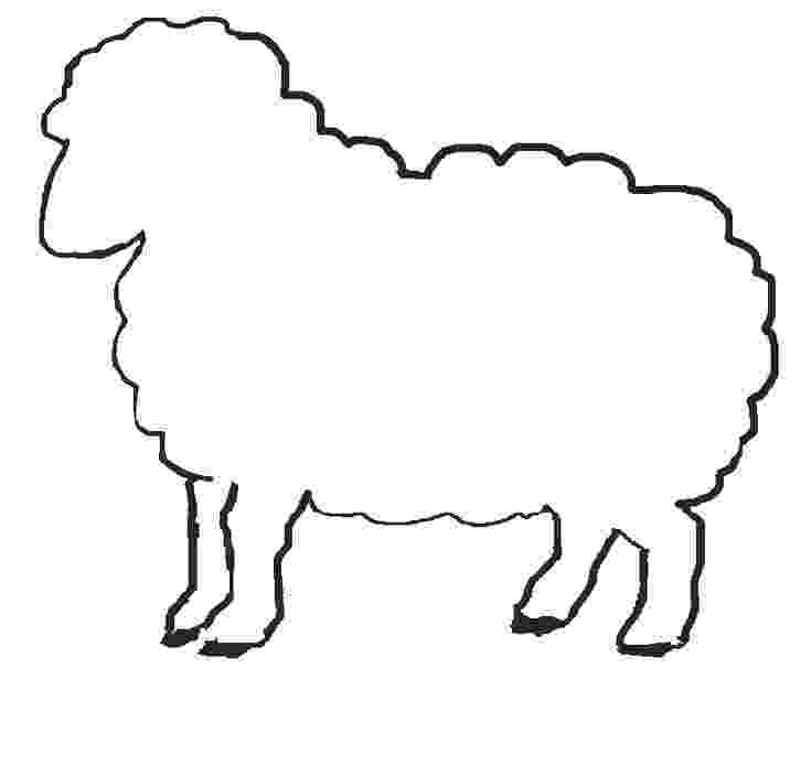 sheep printable sheep coloring page coloring page sheep printable