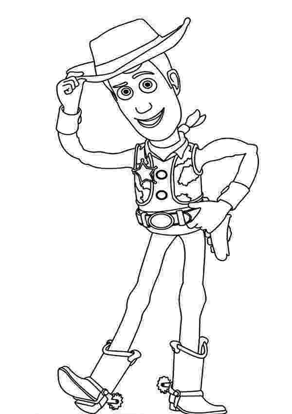 sheriff coloring pages standing sheriff coloring page sheriff pages coloring