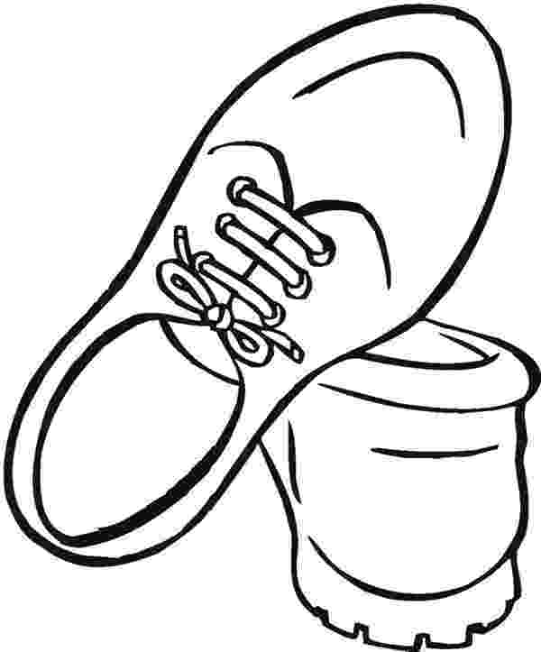 shoes for coloring shoe coloring pages to download and print for free for coloring shoes