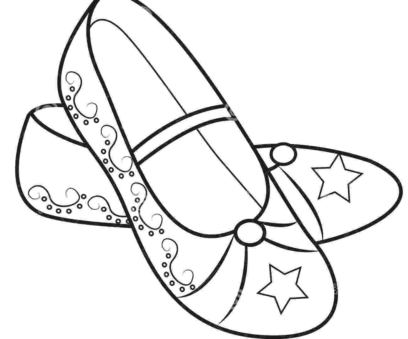 shoes for coloring shoes coloring pages super coloring pages sewing pillow for coloring shoes