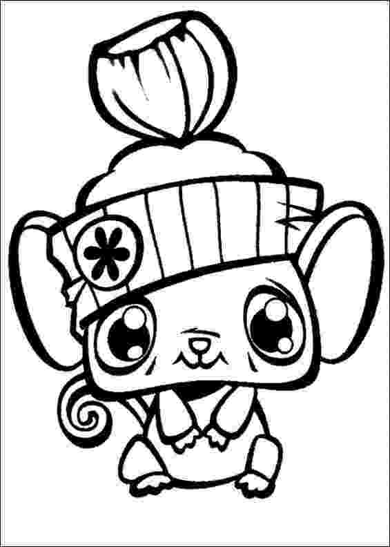 shop coloring page littlest pet shops coloring page for my kids coloring shop page