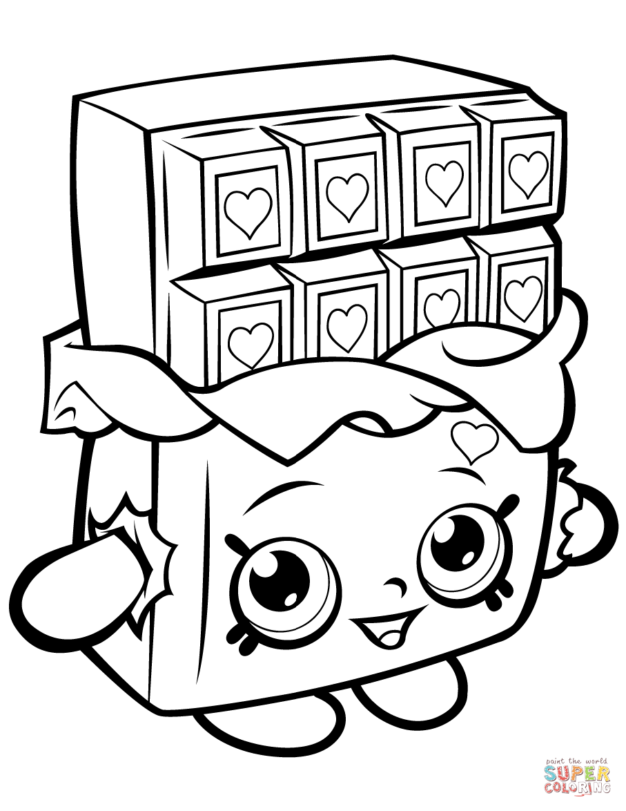 shopkin coloring pictures cake wishes shopkin coloring page free printable shopkin pictures coloring