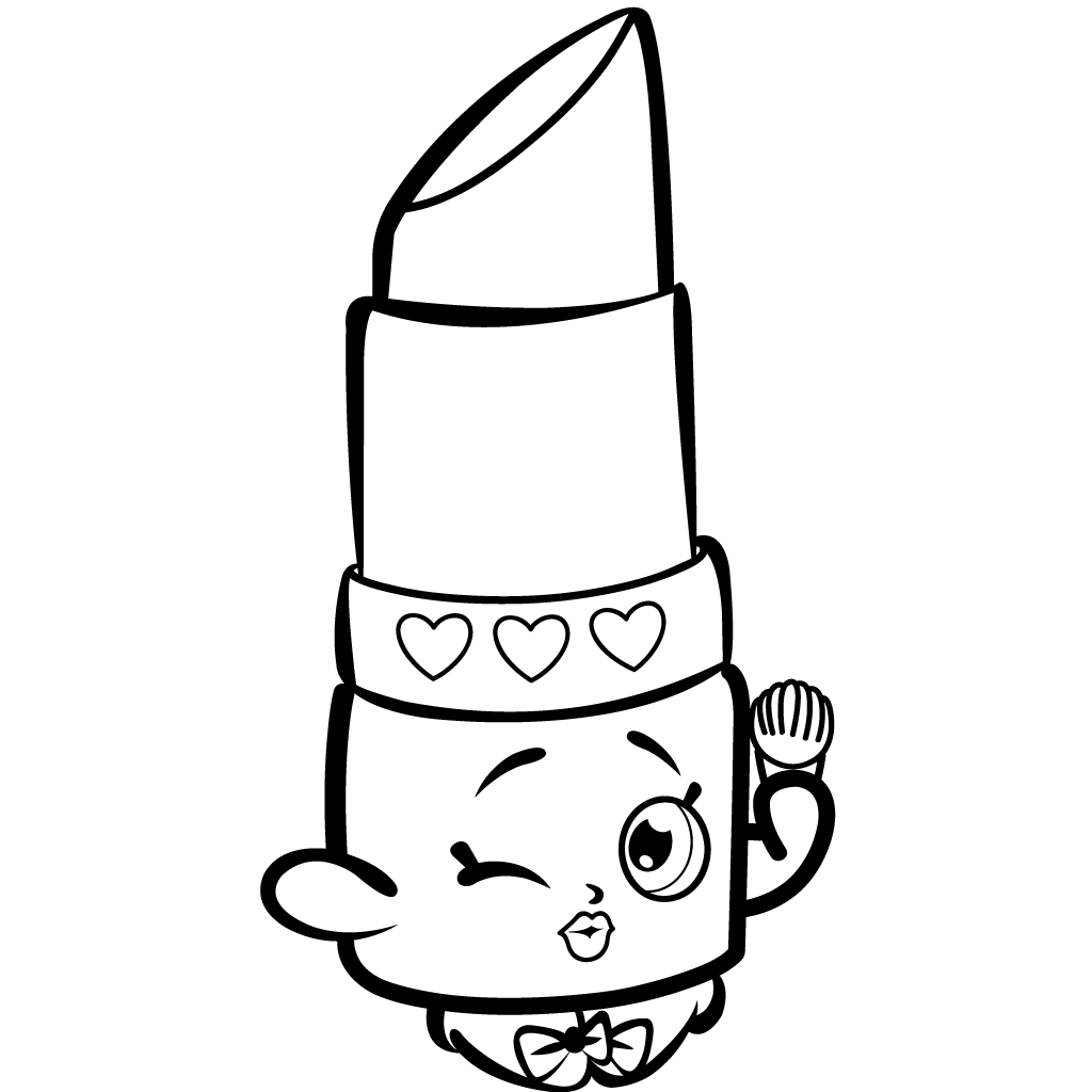 shopkin coloring pictures cheeky cherries shopkin coloring page free printable shopkin coloring pictures