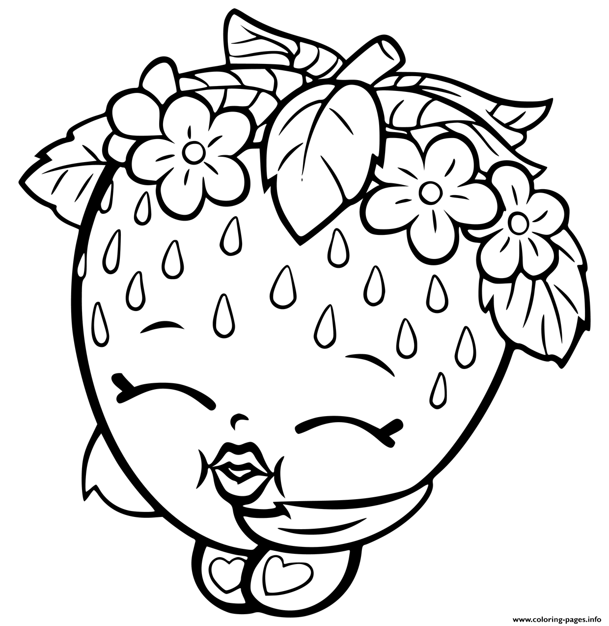 shopkin coloring pictures kooky cookie shopkin coloring page free printable shopkin pictures coloring