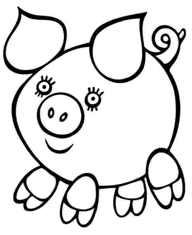 simple pictures to colour simple coloring pages getcoloringpagescom pictures simple colour to