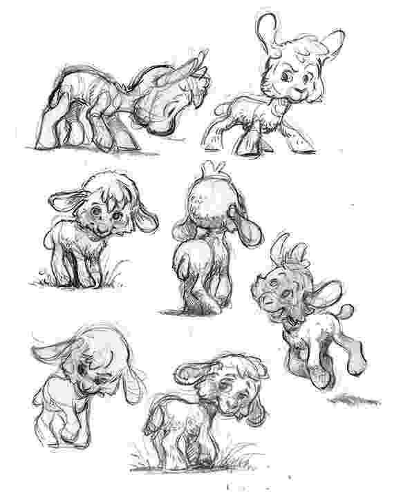 sketch of sheep wouter tulp animals sheep drawing animal sketches sketch sheep of