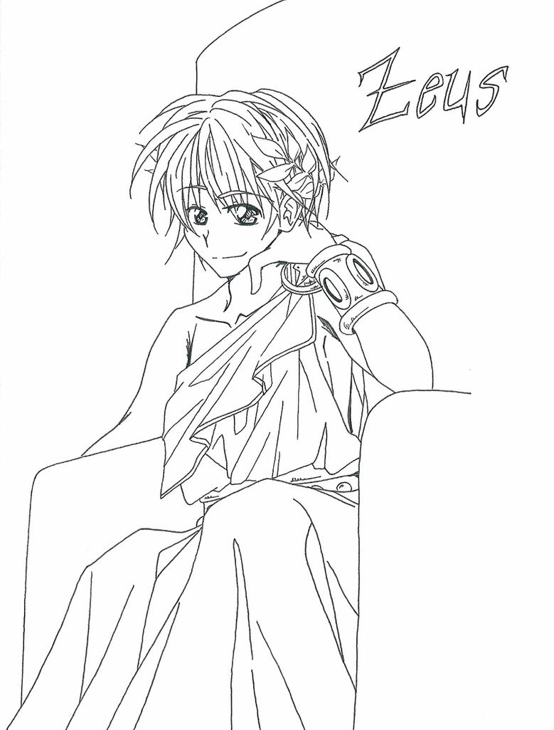 sketch of zeus how to draw statue of zeus youtube sketch of zeus