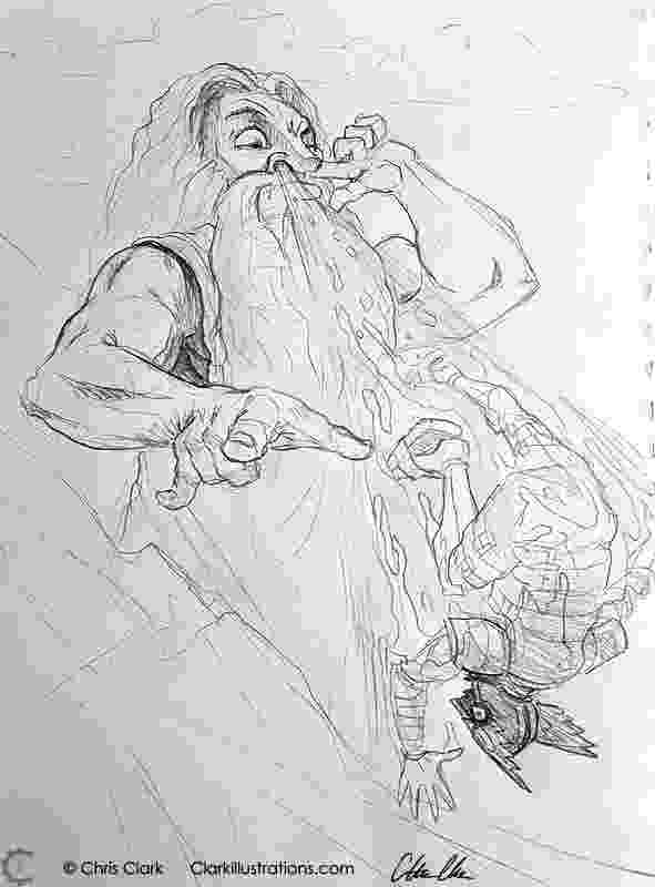 sketch of zeus step by step how to draw zeus from fantasia sketch zeus of