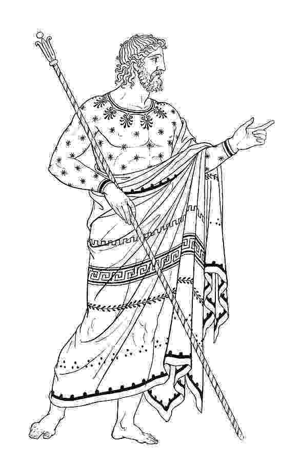 sketch of zeus zeus coloring greek gods greece art greek gods goddesses sketch of zeus