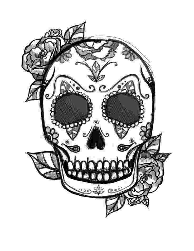 skulls coloring pages coloring pages skull free printable coloring pages skulls coloring pages