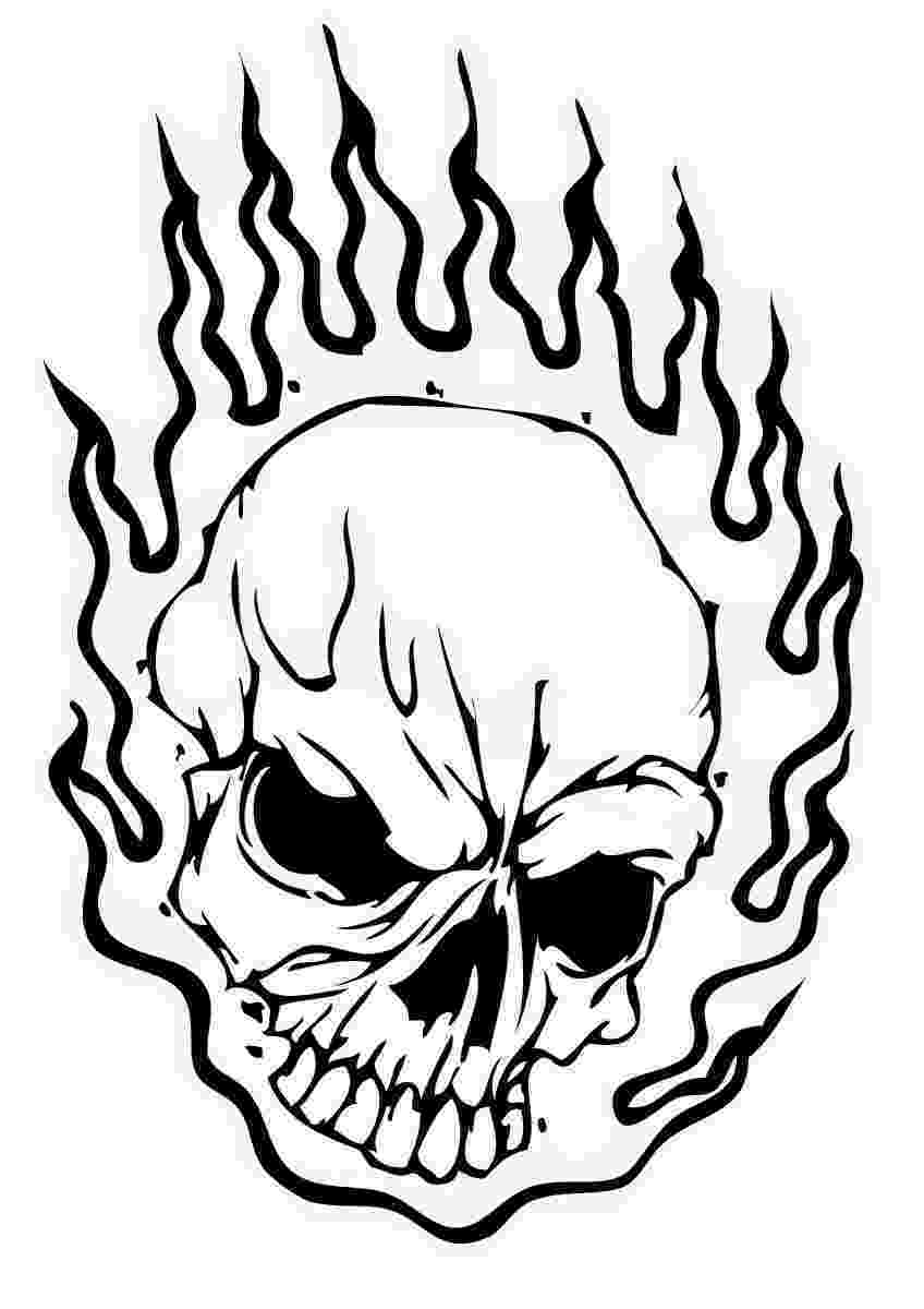 skulls coloring pages free printable skull coloring pages for kids skulls pages coloring