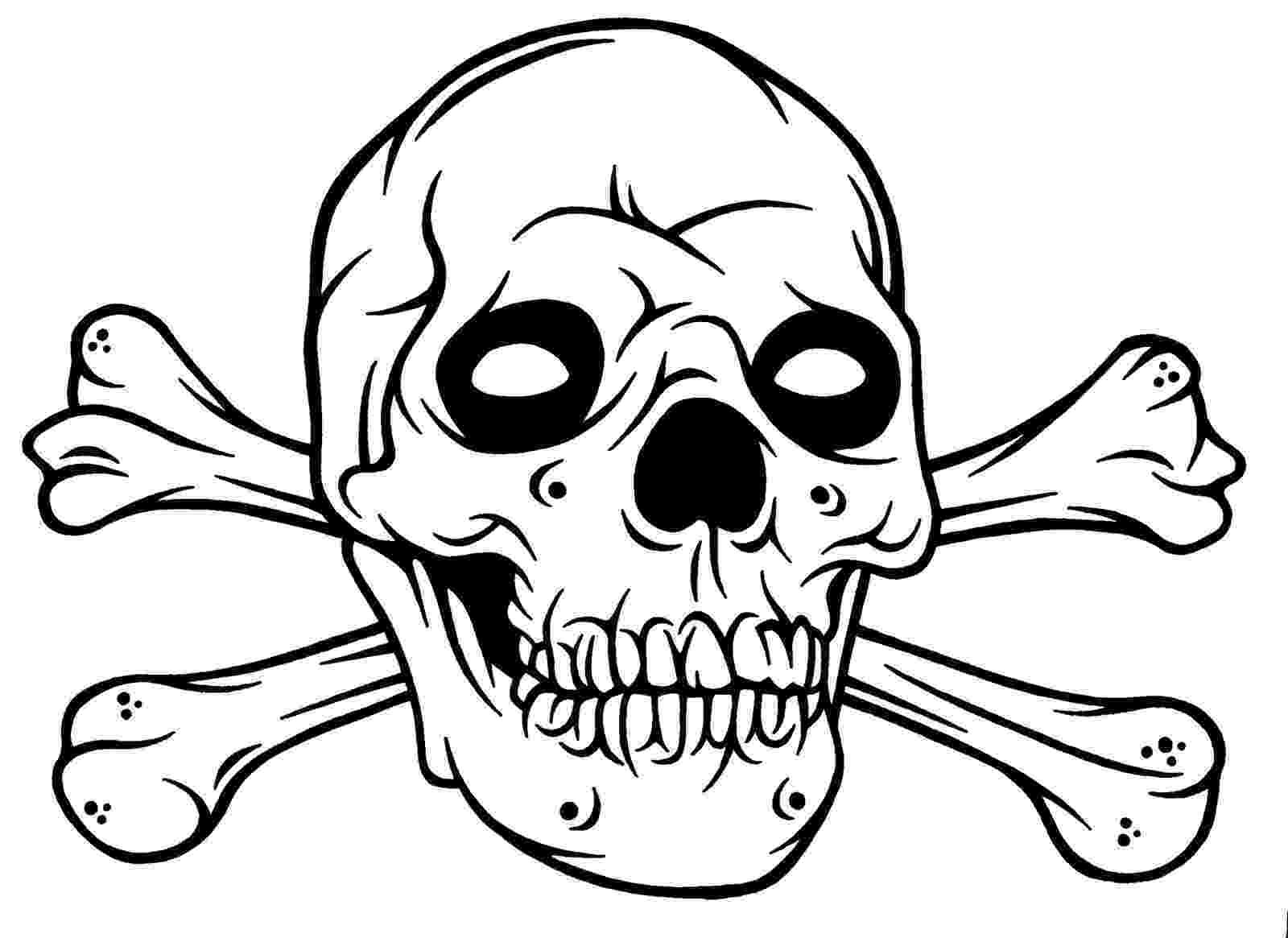skulls coloring pages sugar skull coloring pages getcoloringpagescom pages coloring skulls
