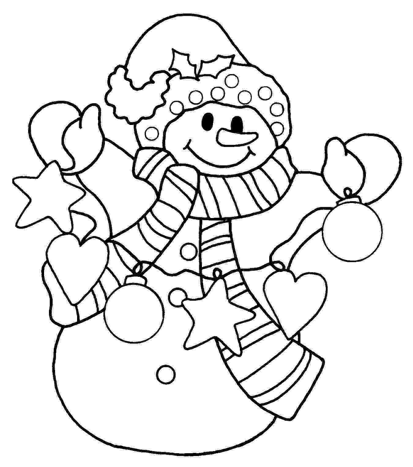 snowman color page free printable snowman coloring pages for kids cool2bkids snowman color page
