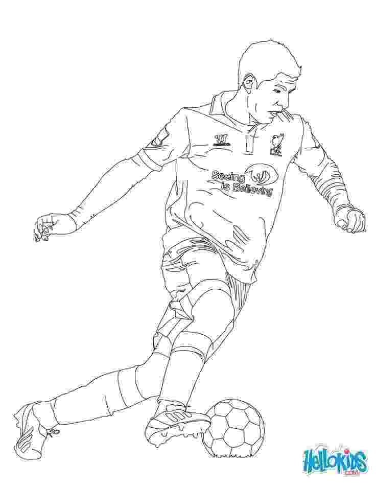 soccer player colouring pages 106 best sports coloring pages images on pinterest pages player soccer colouring