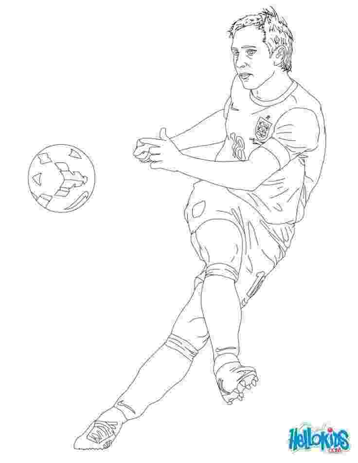 soccer player colouring pages 14 best ausmalbilder images on pinterest draw coloring pages colouring player soccer