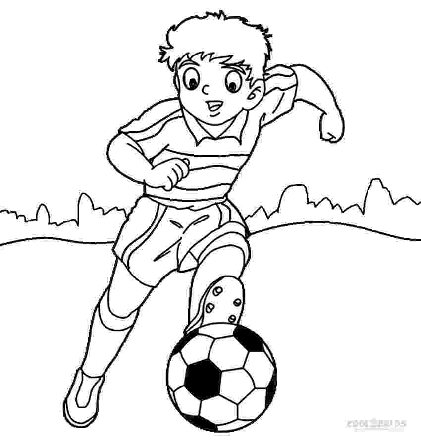 soccer player colouring pages printable football player coloring pages for kids cool2bkids colouring player pages soccer