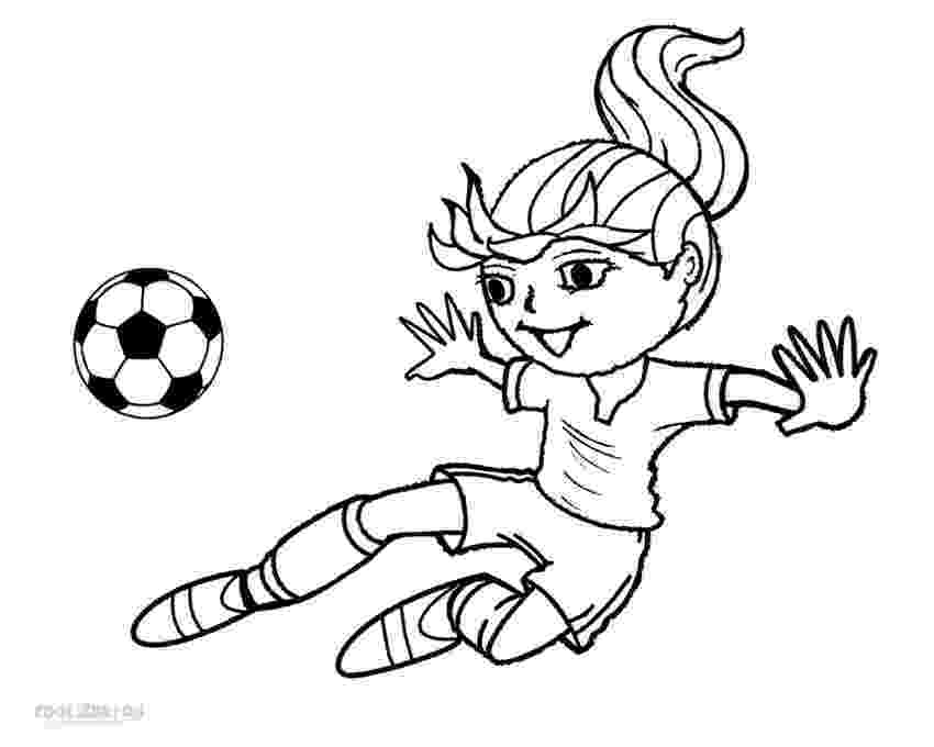 soccer player colouring pages printable football player coloring pages for kids cool2bkids soccer player colouring pages