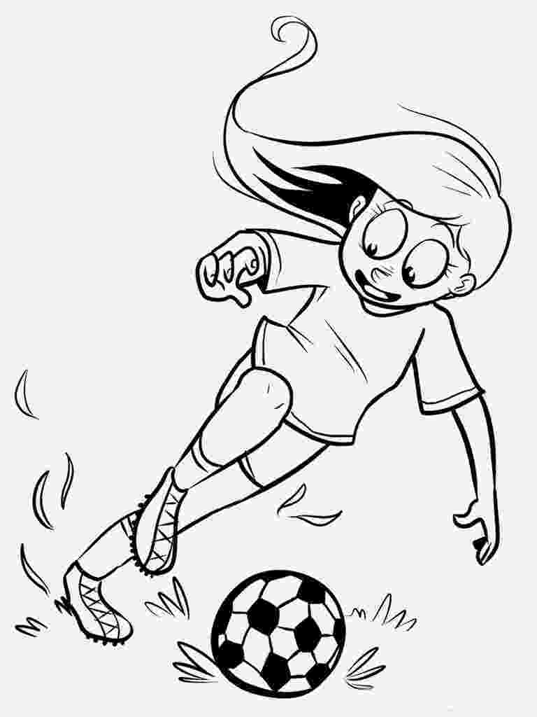 soccer player colouring pages printable soccer player coloring pages realistic colouring soccer pages player