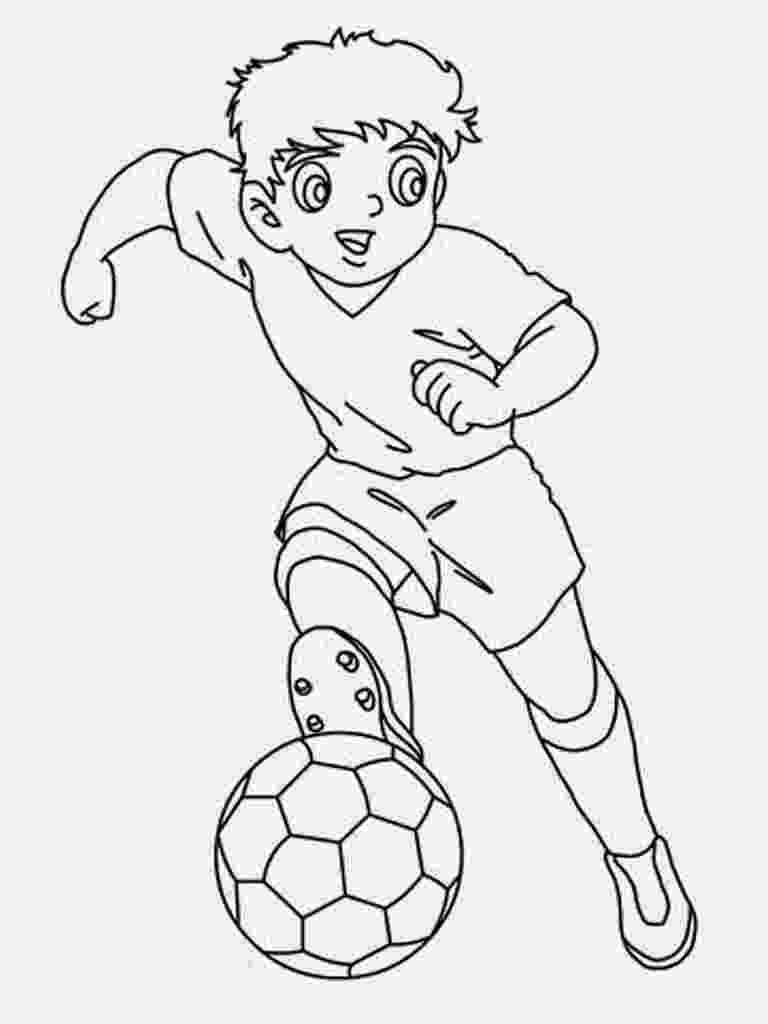 soccer player colouring pages printable soccer player coloring pages realistic colouring soccer player pages