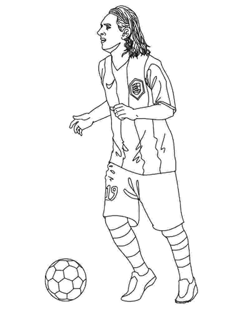 soccer player colouring pages soccer player coloring pages free printable soccer player colouring pages player soccer