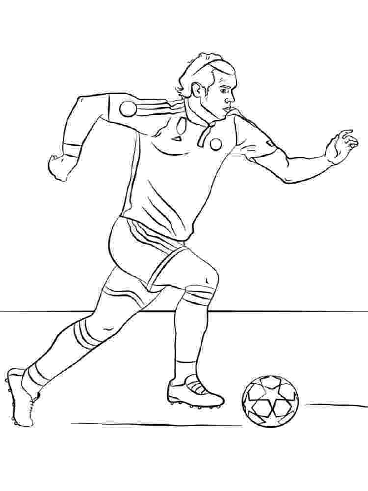 soccer player colouring pages soccer player coloring pages free printable soccer player pages player soccer colouring