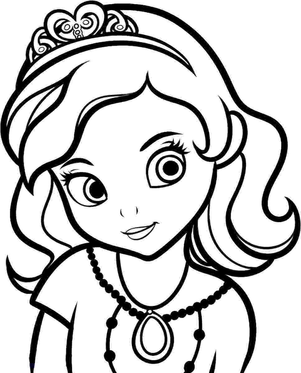 sofia the first coloring beautiful princesa sofia colour drawing hd wallpaper free the sofia coloring first