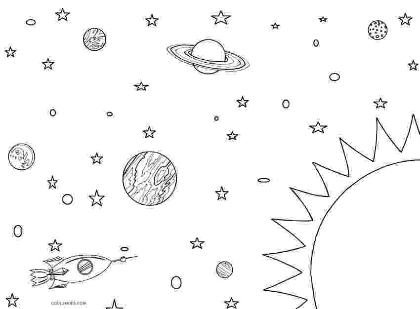 solar system for coloring printable solar system coloring pages for kids cool2bkids for coloring solar system