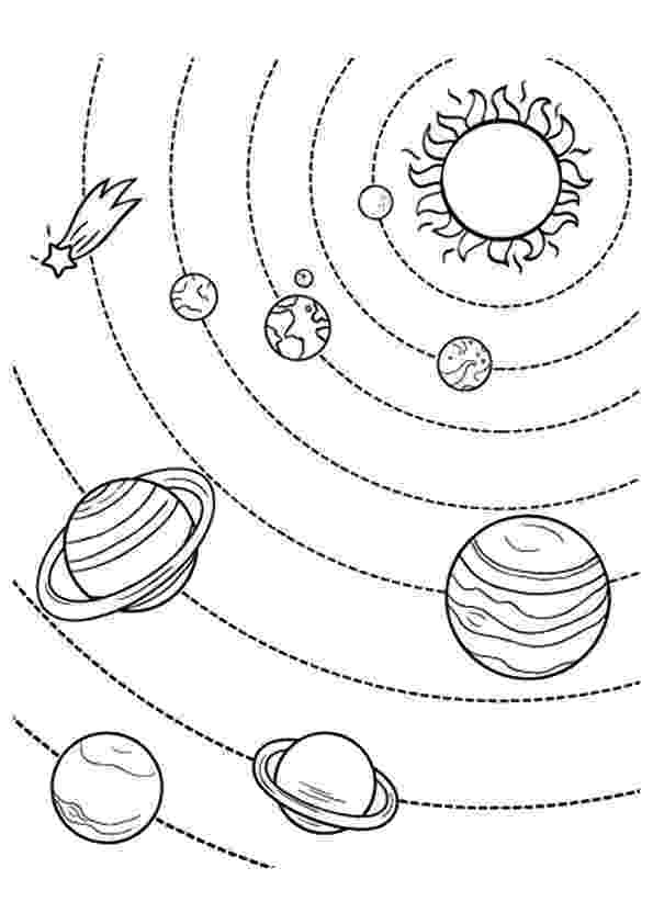 solar system for kids colouring pages free printable solar system coloring pages for kids colouring kids pages for system solar