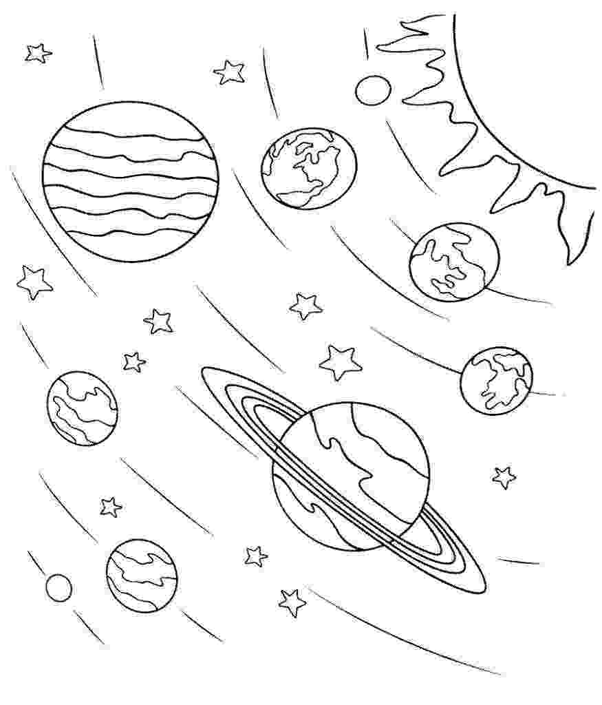 solar system for kids colouring pages printable solar system coloring pages for kids cool2bkids system solar kids pages colouring for