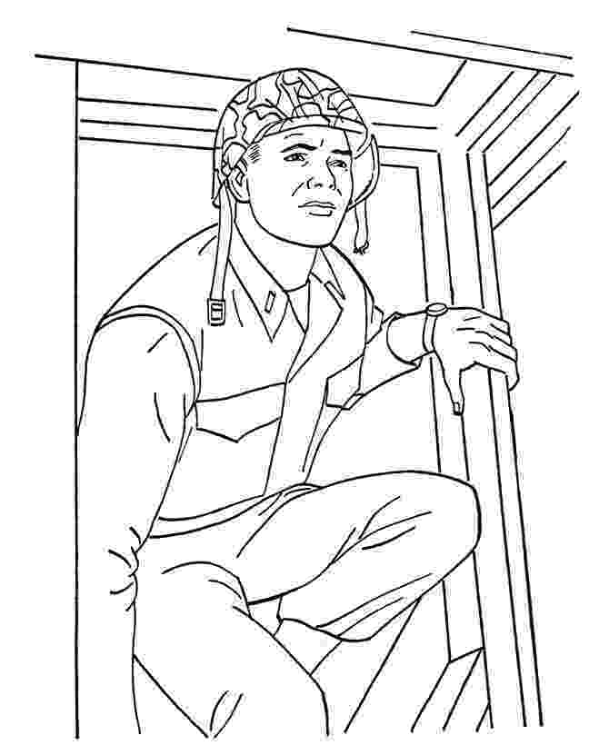 soldier coloring page army soldiers drawing at getdrawings free download page coloring soldier