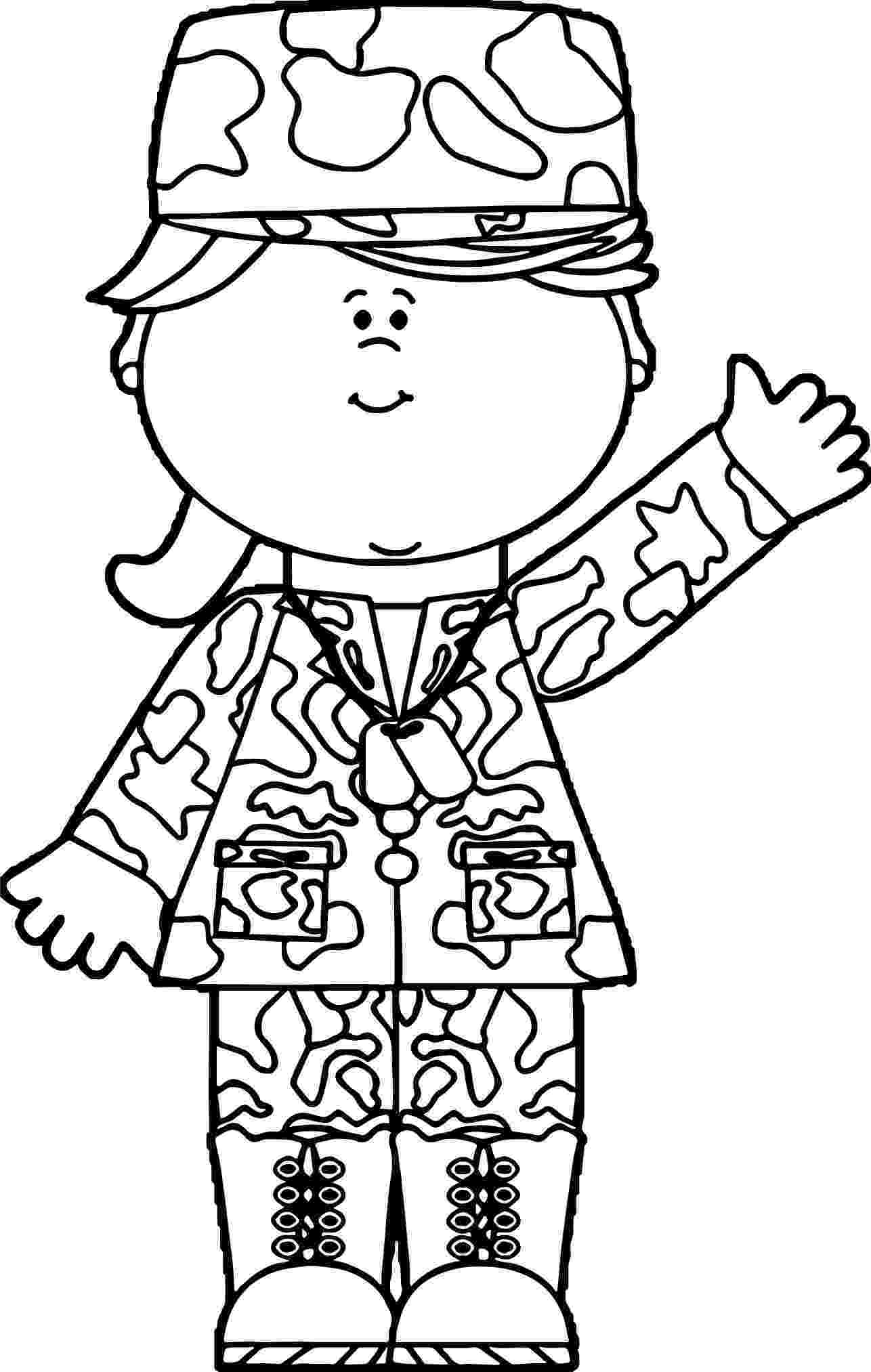 soldier coloring page free printable army coloring pages for kids cool2bkids coloring soldier page