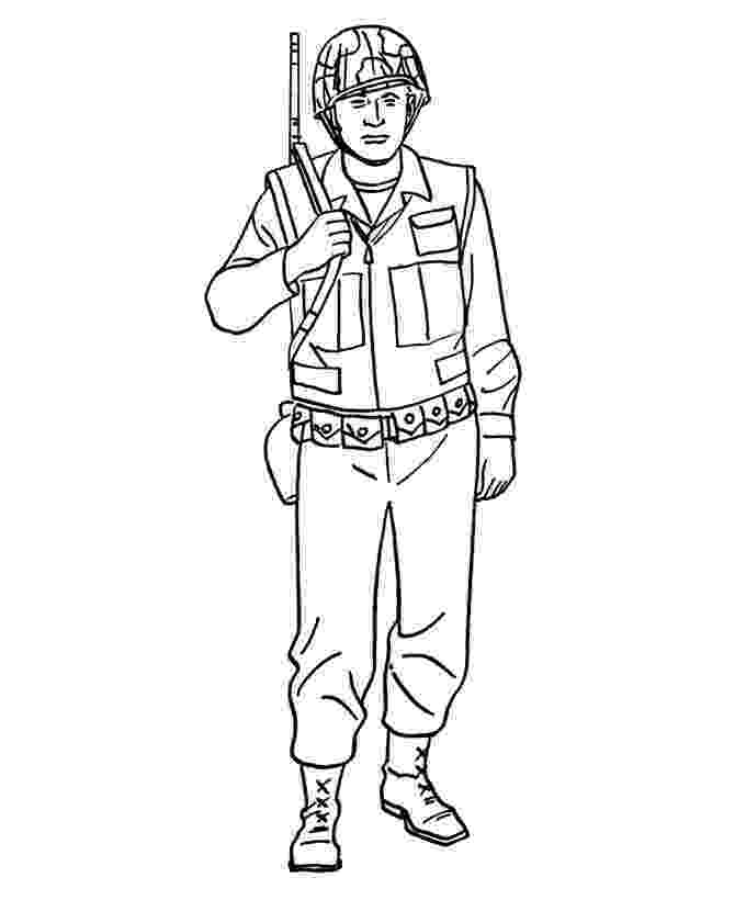 soldier coloring page mighty military coloring page with images adult coloring soldier page