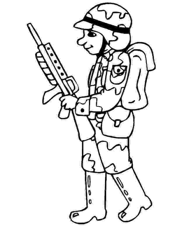 soldier coloring page soldier coloring pages coloring pages to download and print soldier coloring page