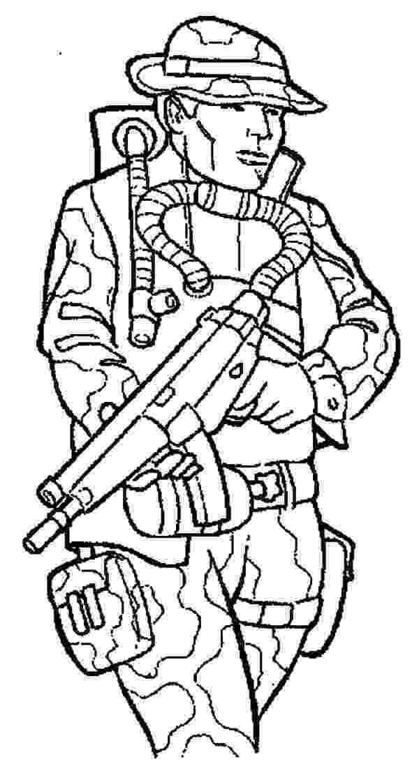 soldier coloring page soldier coloring pages free printable soldier coloring pages page soldier coloring