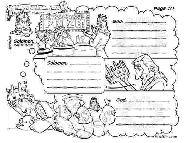 solomon asks for wisdom coloring page pin on sskcvbs activities page solomon for wisdom coloring asks