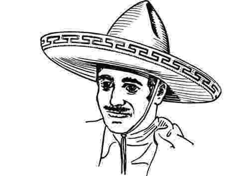 sombrero coloring page sombrero coloring pages for kids gtgt disney coloring pages coloring page sombrero
