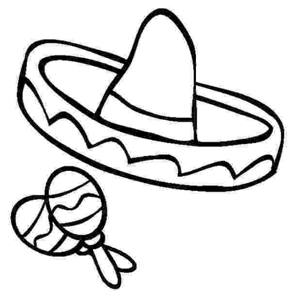 sombrero coloring page sombrero coloring pages for kids gtgt disney coloring pages page coloring sombrero