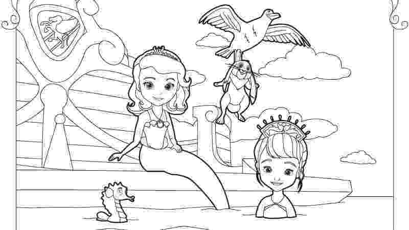 sophie the first coloring pages lucinda and sofia the first coloring page for kids disney sophie first pages the coloring