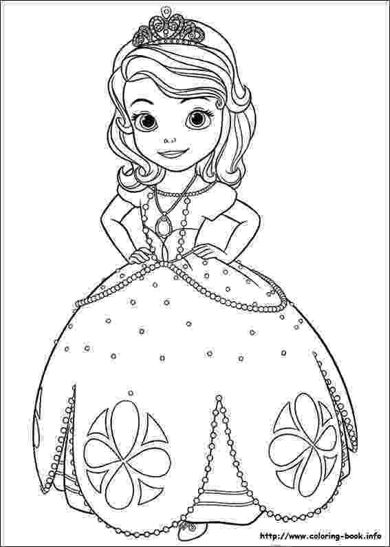 sophie the first coloring pages sofia the first coloring pages pages sophie coloring first the