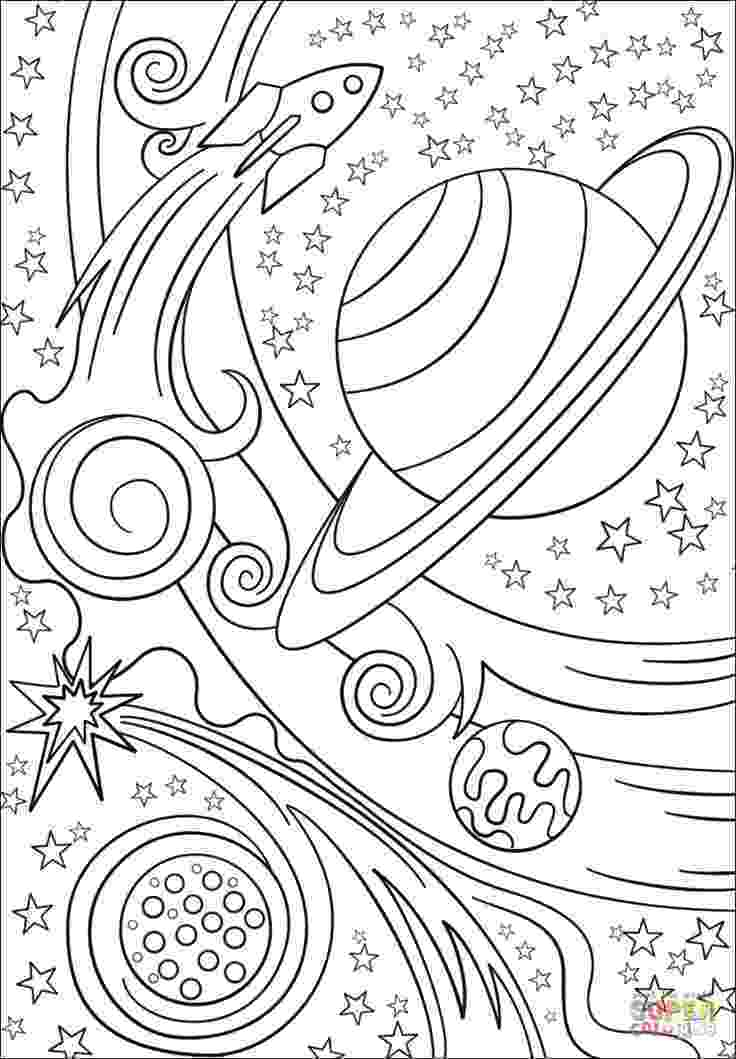 space coloring pages free printable space coloring pages to download and print for free free pages space coloring printable