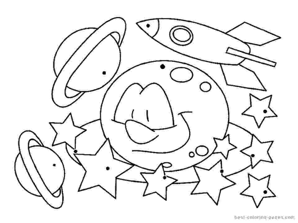 space coloring pages free printable trippy space rocket and planets coloring page free coloring space free pages printable